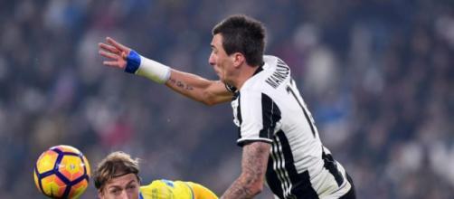 Fiorentina-Juventus: Mandzukic sogna un gol