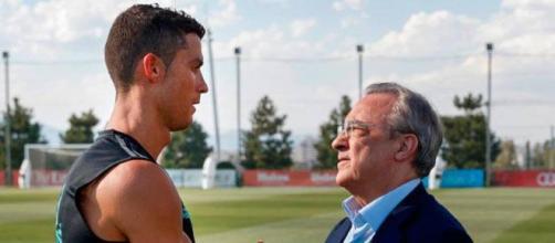 """Florentino: """"No vendería a Cristiano Ronaldo ni aunque pagasen a ... - mundodeportivo.com"""
