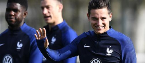 Florian Thauvin « a fait de la pub pour l'OM en équipe de France » - bfmtv.com