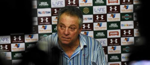 Jogador agradou o técnico Abel Braga. (Foto Reprodução).