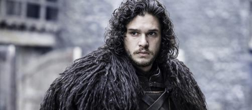 Jon Nieve en Invernalia - Juego de Tronos