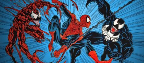 """La película de Venom mostrará un """"Carnage"""" mas oscuro y poderoso"""