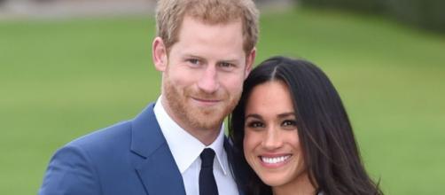 La película describirá cómo un Príncipe británico se enamoró de una actriz de # Hollywood.