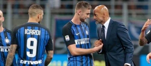 La prima dell'Inter, nasce lo Spallettismo | Penne Sportive - altervista.org