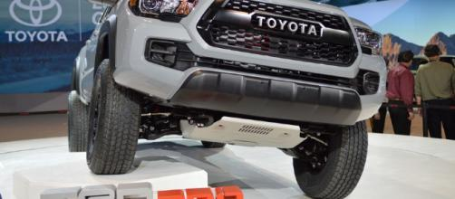 La Toyota Tacoma TRD Pro 2017 es ideal para todo tipo de terreno ... - cnet.com