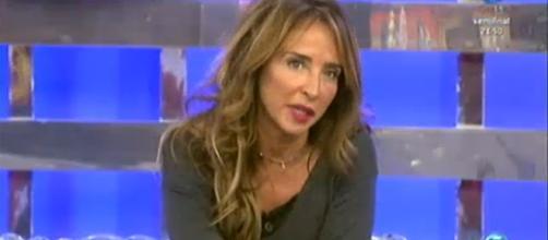 María Patiño y su humillación en directo.
