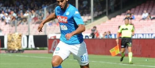 Nuovo Infortunio per Ghoulam, lungo stop ed ennesima perdita per il Napoli. - Fonte: sscnapoli.it