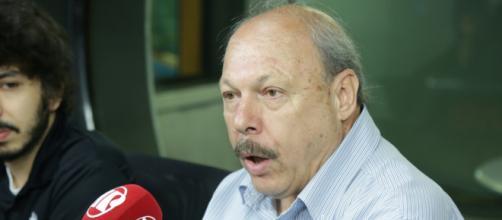 Presidente santista deu polêmica declaração