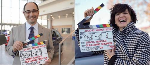 Primer adelanto de la película 'Bajo el mismo techo' con Silvia Abril y Jordi Sánchez