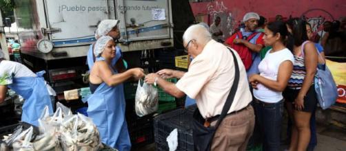Segundo enviado da ONU, população da Venezuela não passa fome.