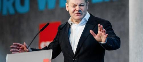 Olaf Scholz nuovo ministro delle Finanze