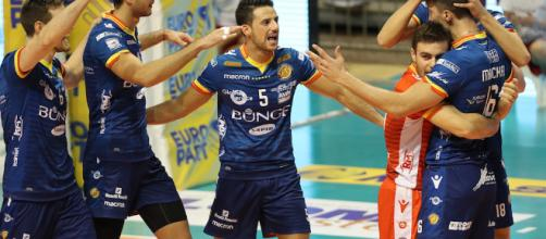SuperLega Volley, 8a giornata: Ravenna batte Castellana Grotte in ... - outdoorblog.it