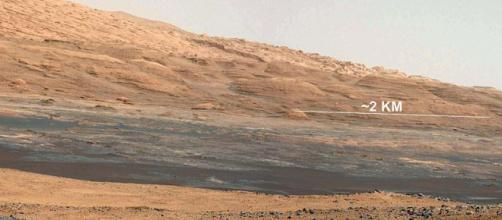Terrain of Mars (Image credit – NASA/JPL-Caltech/MSSS, Wikimedia Commons)
