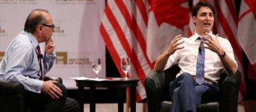Trudeau careful not to offend Trump during pro-NAFTA talk in ... - chicagotribune.com