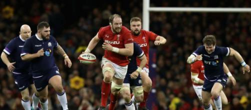 Wales se robó el show en el fin de semana inaugural de las Seis Naciones en 2018