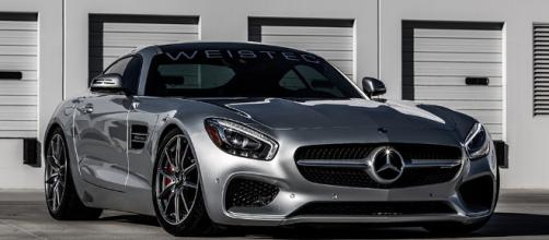 Weistec Rockets the Mercedes-AMG GT to a New Speed Record – Robb ... - robbreport.com