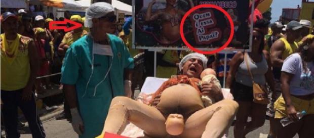 As melhores fantasias do Carnaval 2018 teve Ivete Sangalo.