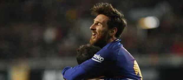 Craque argentino concorda com a direção do Barça