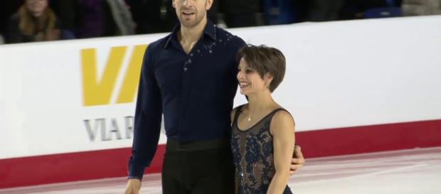 Duhamel y Radford en la competencia