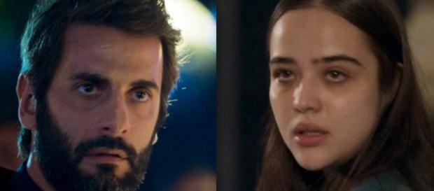 Em 'Outro Lado', padrasto de Laura, Vinícius, vai morrer e ela enfim dará seu perdão