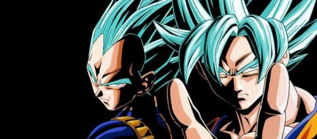 Goku and Vegeta (Super Saiyan God) VS Toriko Verse | Anime Amino - aminoapps.com