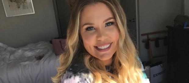 Kailyn Lowry teases about her 'love' on Snapchat. [Image via Kailyn Lowry/Instagram]
