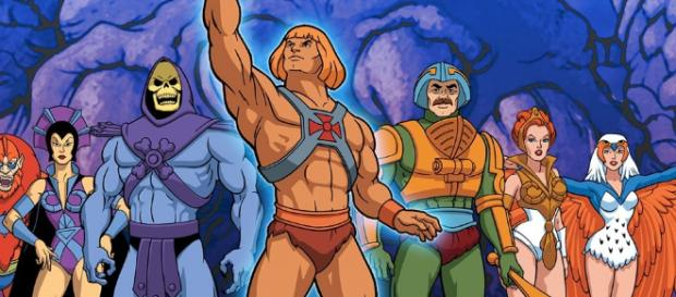 La película de He-Man and the Masters of the Universe