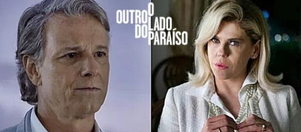 Marcello Novaes vive o misterioso Renan na novela 'O Outro Lado do Paraíso'