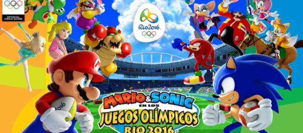 Mario & Sonic en los Juegos Olímpicos: Rio 2016™   Wii U   Juegos ... - nintendo.es