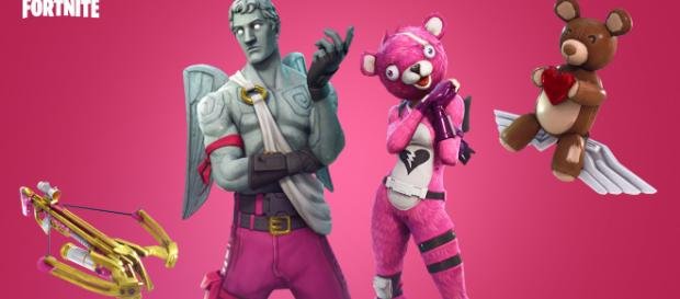 New Fortnite Update Detailed, Adds Crossbow Weapon And More ... - (Image Credit: se7ensins/Youtube)