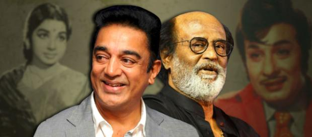 That 70s Show: Kamal-Rajini party could cause upsets | (Image : Newslaundry/Youtube)