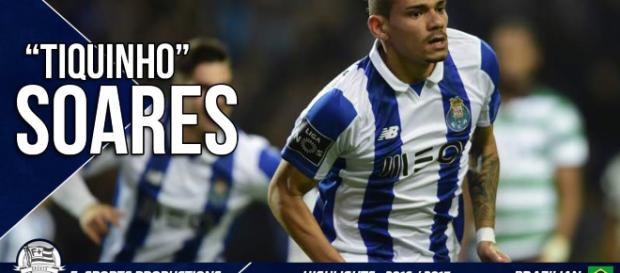 Tiquinho Soares puede ir directo al Corinthians de Brasil