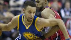 Stephen Curry takes shot at Cavs