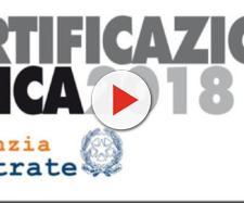 La Certificazione Unica va consegnata entro il 3 aprile.