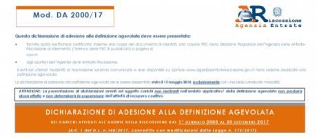 Foto reperita dal sito https://www.agenziaentrateriscossione.gov.it/it/Per-saperne-di-piu/definizione-agevolata/Definizione-agevolata-2017/