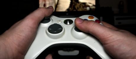 Gaming -- Luke Hayfield/Flickr.
