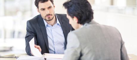 Un jefe narcisista en un lugar de trabajo