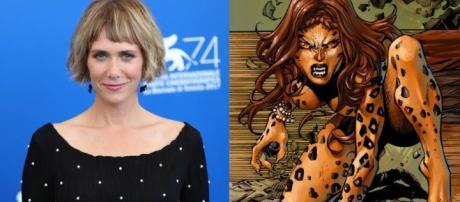 ¿Será Kristen Wiig 'Cheetah', la mujer guepardo?