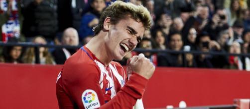 Antoine Griezmann ha continuado su buena racha para el Atlético de Madrid