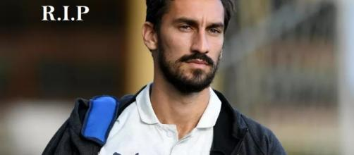 Óbito: Davide Astori, futebolista de 31 anos