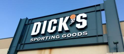 DIck's Sporting Goods - (Image via Mike Mozart/Flickr)