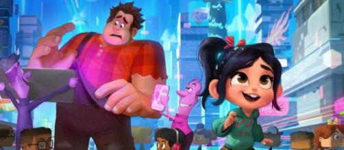 El film de animación Ralph Rompe Internet estrena su primer teaser