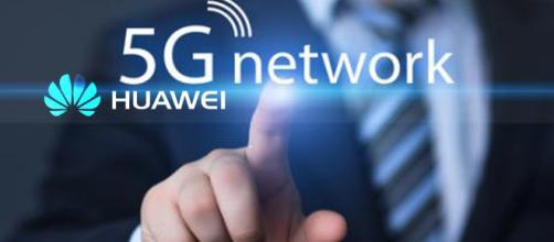 El primer enrutador móvil comercial de 5g de Huawei debutó en el Mobile World Congress en Barcelona.