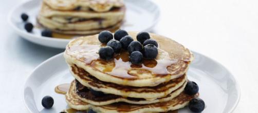 Gluten Free Blueberry Pancake Recipe - thespruce.com