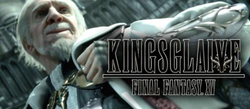 Kingsglaive of 'Final Fantasy XV.'- [Photo courtesy of bagogames on flickr]