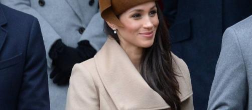 La actriz de Hollywood Meghan Markle está haciendo sentir su presencia en la familia real británica