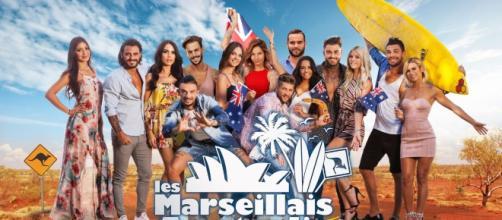 Les Marseillais Australia : Julien Tanti, Jessica Thivenin, Paga ... - melty.fr