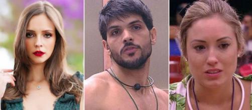 """Lucas garante que continuará com Jéssica depois do BBB18: """"Ana Lúcia não vai me proibir"""" (foto reprodução)."""