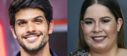 Lucas lamenta reação de Marília Mendonça após sair do 'BBB'