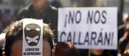 Malos tiempos para la libertad de expresión en España - huffingtonpost.es